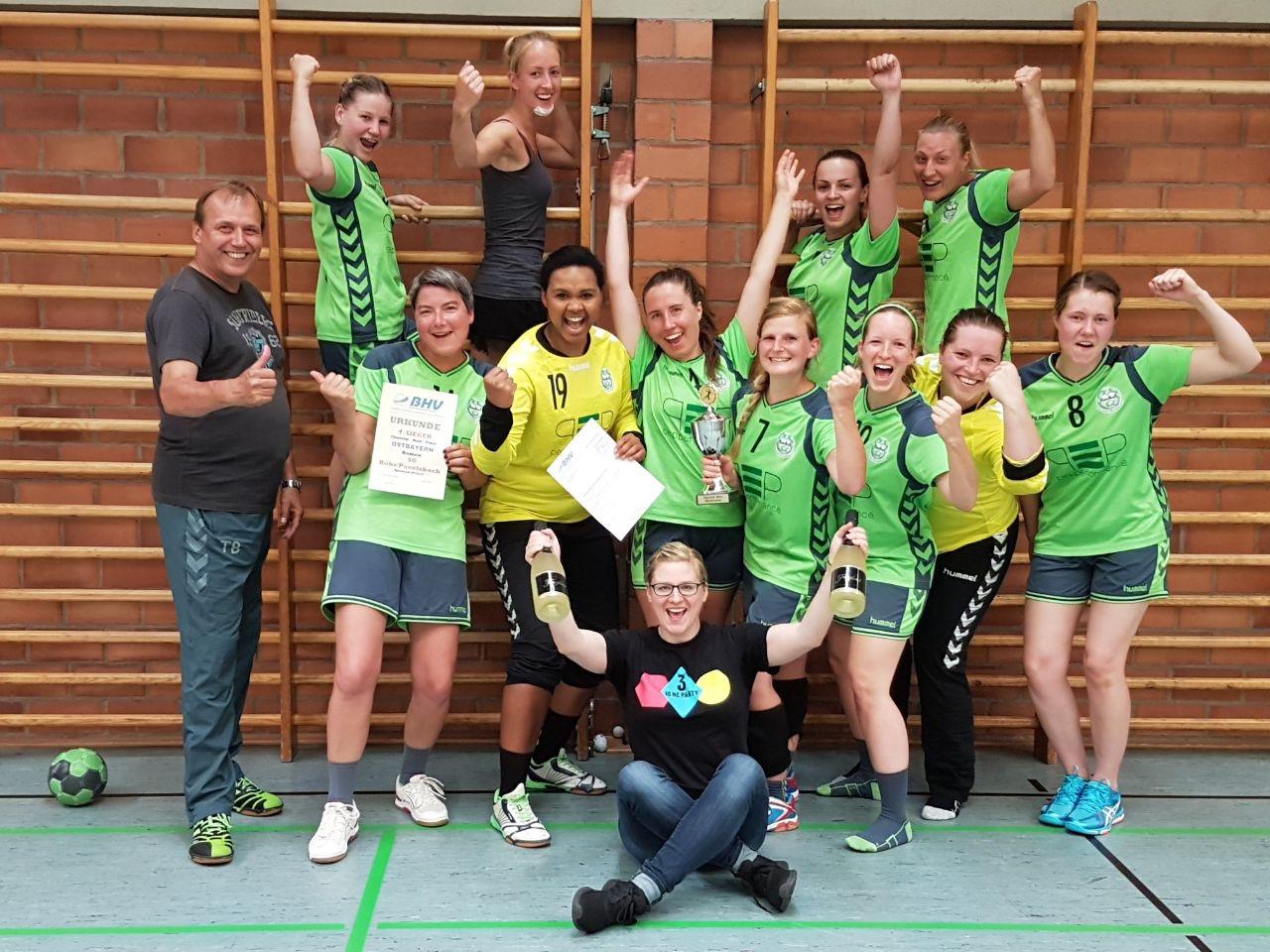 Bezirkspokalsieger 2017